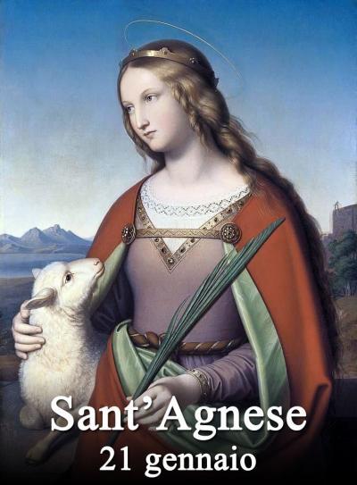 Risultati immagini per santa agnese