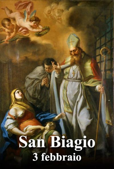 San Biagio Giorno Calendario.San Biagio