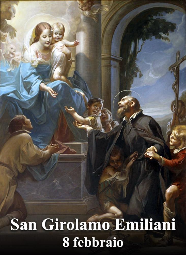San Biagio Giorno Calendario.Il Santo Del 08 Febbraio