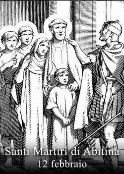 Risultato immagini per santo del giorno del 12 febbraio 21