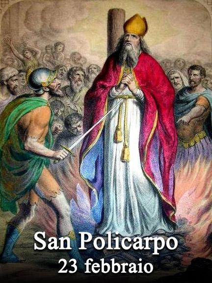 San Biagio Giorno Calendario.Il Santo Del 23 Febbraio
