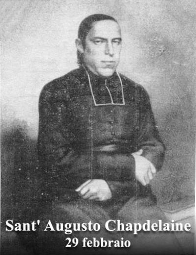Sant' Augusto Chapdelaine