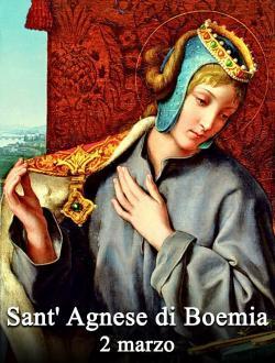 Sant' Agnese di Boemia