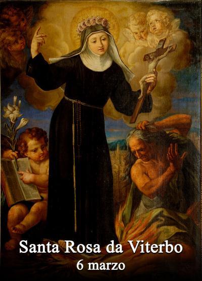 Beata Rosa Da Viterbo