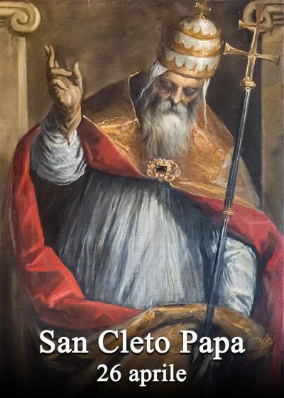 sveti Klet - papež