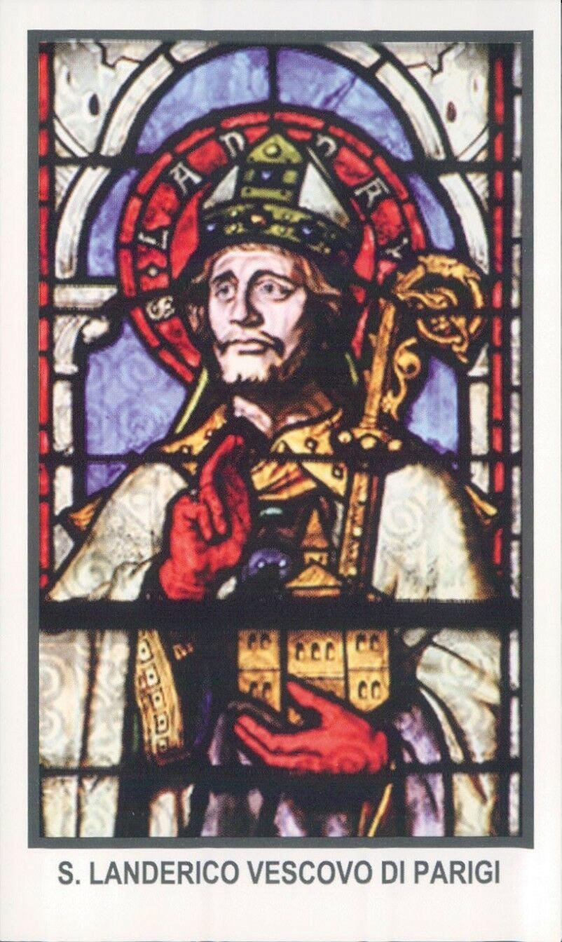 sveti Landerik - škof