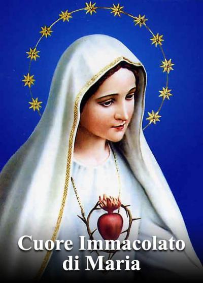 Cuore Immacolato della Beata Vergine Maria