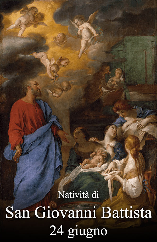 Calendario Gregoriano Santi.Il Santo Del 24 Giugno
