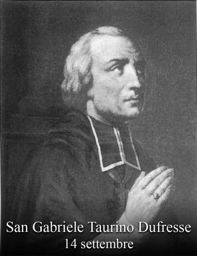 sveti Gabrijel TauriniDufresse - škof in mučenec