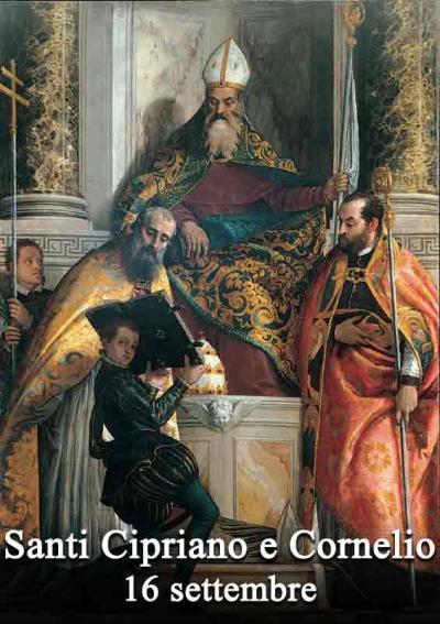 Il Santo del 16 settembre
