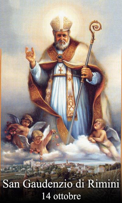 sveti Gavdencij (Veselko) - škof in mučenec