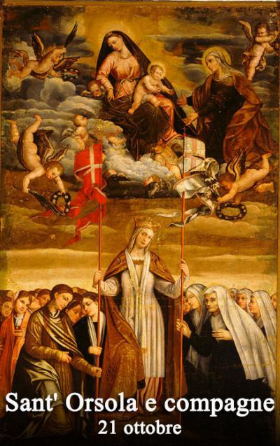 Sant' Orsola e compagne