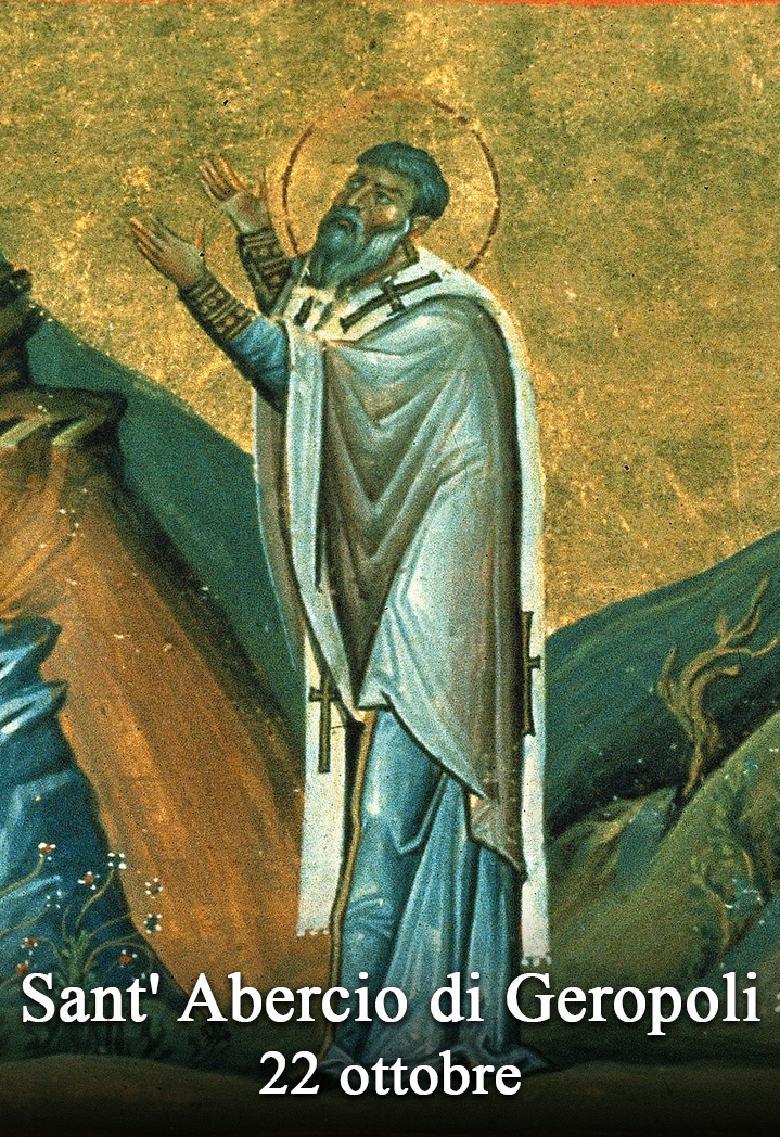 sveti Abercij - škof