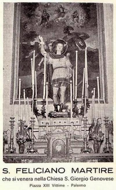 sveti Felicijan - mučenec