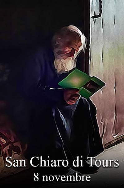 sveti Klar - duhovnik