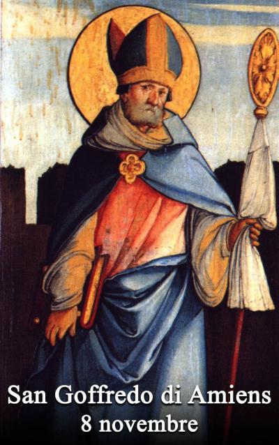 San Goffredo di Amiens