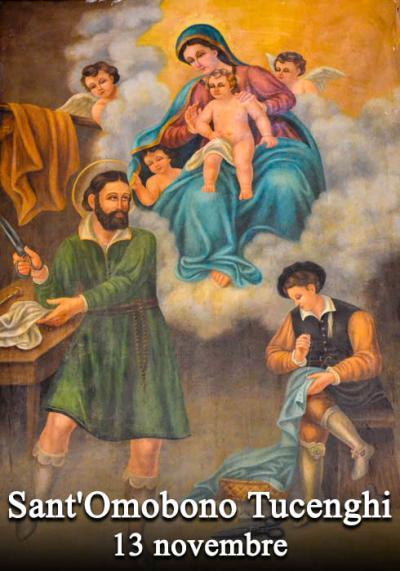Sant'Omobono Tucenghi