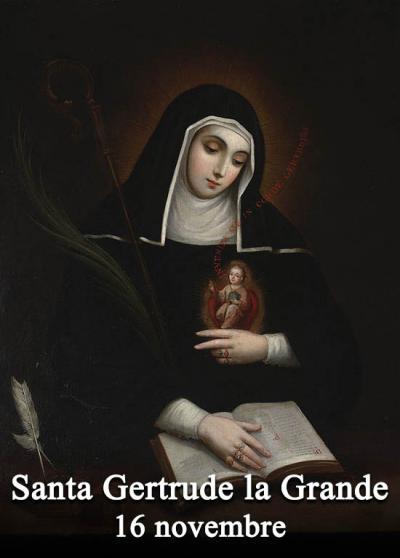 Risultati immagini per Santa Gertrude la Grande