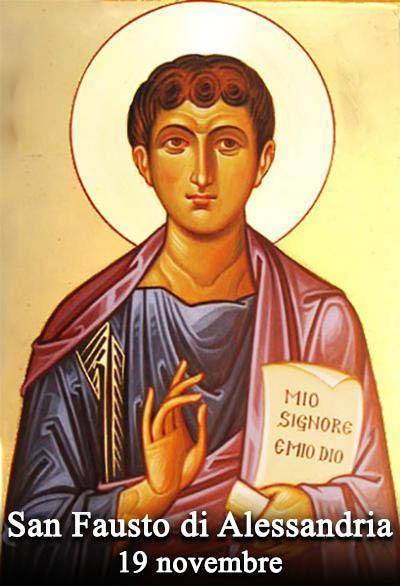 San Fausto di Alessandria