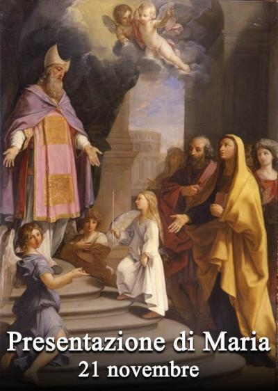 Presentazione della Beata Vergine Maria