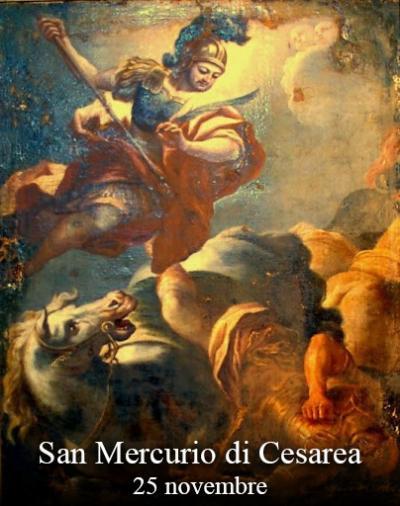 sveti Merkurij - mučenec
