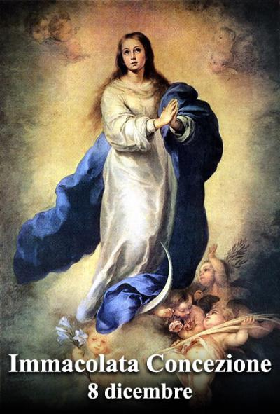 Immacolata Vergine Maria