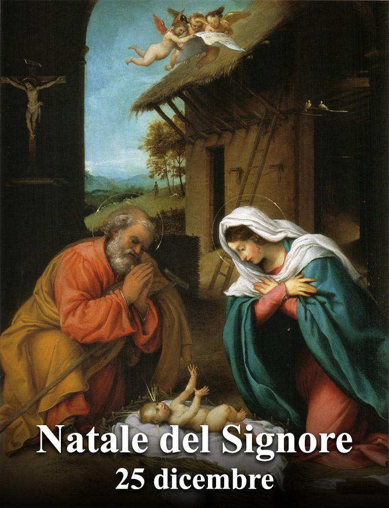 Immagini Del Santo Natale.Il Santo Del 25 Dicembre