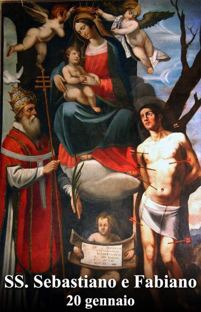 Santi Sebastiano e Fabiano