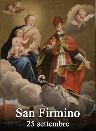 sveti Firmin - škof in mučenec