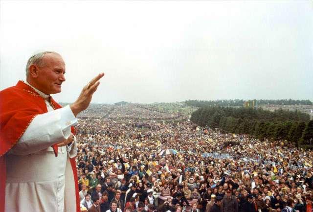 Giovanni Paolo II Giornata mondiale della Gioventù