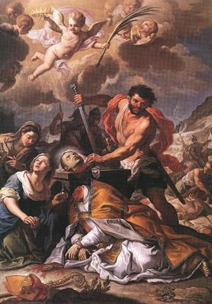 Martirio di San Gennaro