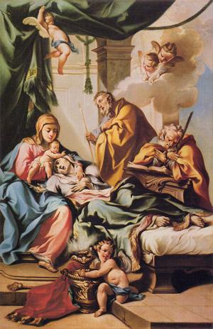 Morte di Sant'Anna