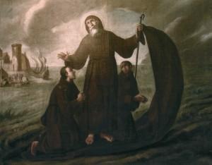 Attraversamento dello Stretto di Messina sul suo mantello
