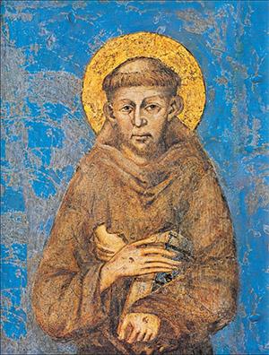 San Francesco di Cimabue