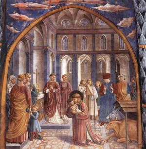 San Francesco Presepe