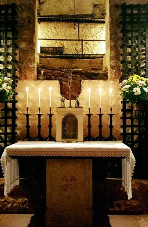 Tomba di San Francesco