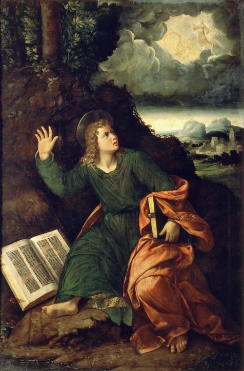 Visione di San Giovanni Evangelista