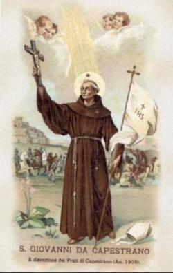 Santino di San Giovanni da Capestrano