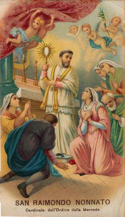 Resultado de imagem para San Raimondo Nonnato